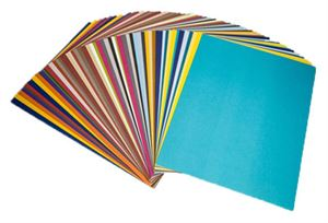 Picture of Limited Edition 65lb Solid Color Cardstock - Set 60 / 2 ea of 30 Colors